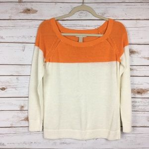 Banana Republic Linen Spring Sweater